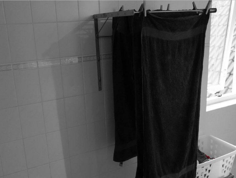 Heel veel handdoeken