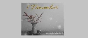 Verminderkalender