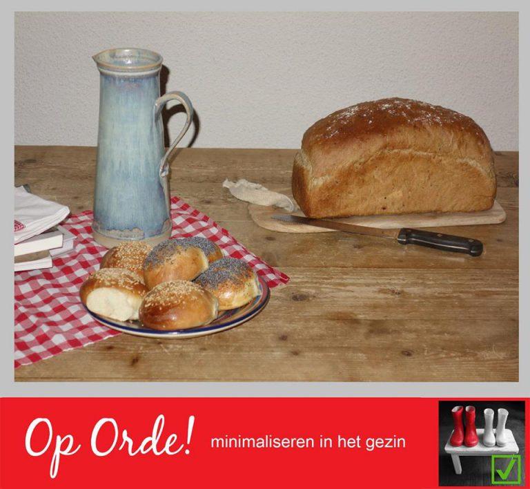 Workshop broodbakken voor beginners (nieuw)