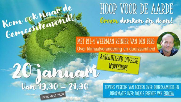 Gemeenteavond Harderwijk