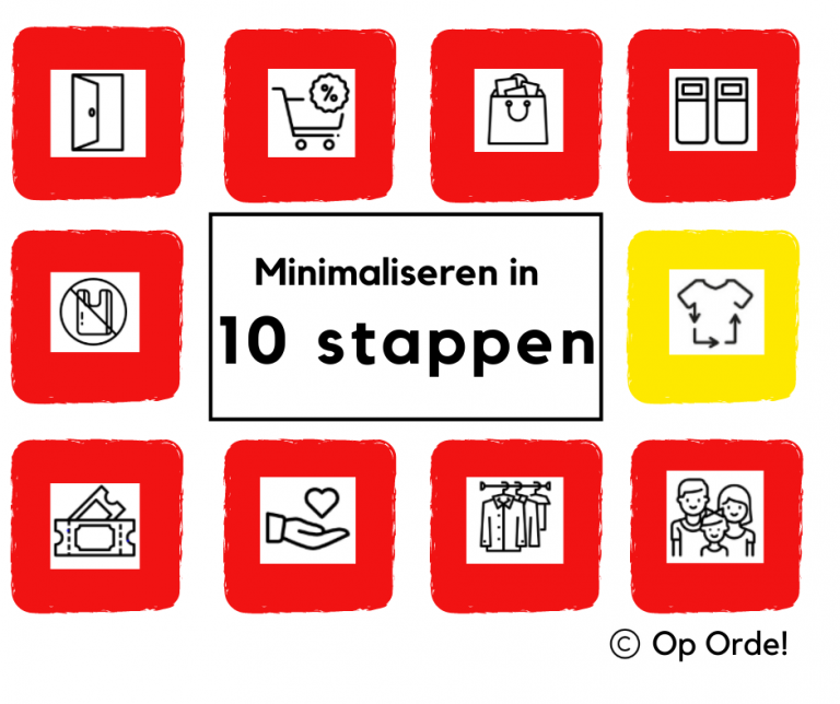 Minimaliseren in 10 stappen