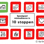 Speelgoed minimaliseren in 10 stappen