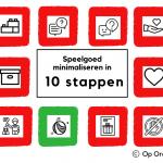 Speelgoed minimaliseren in tien stappen
