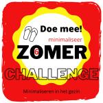 Minimaliseer Zomer Challenge 6